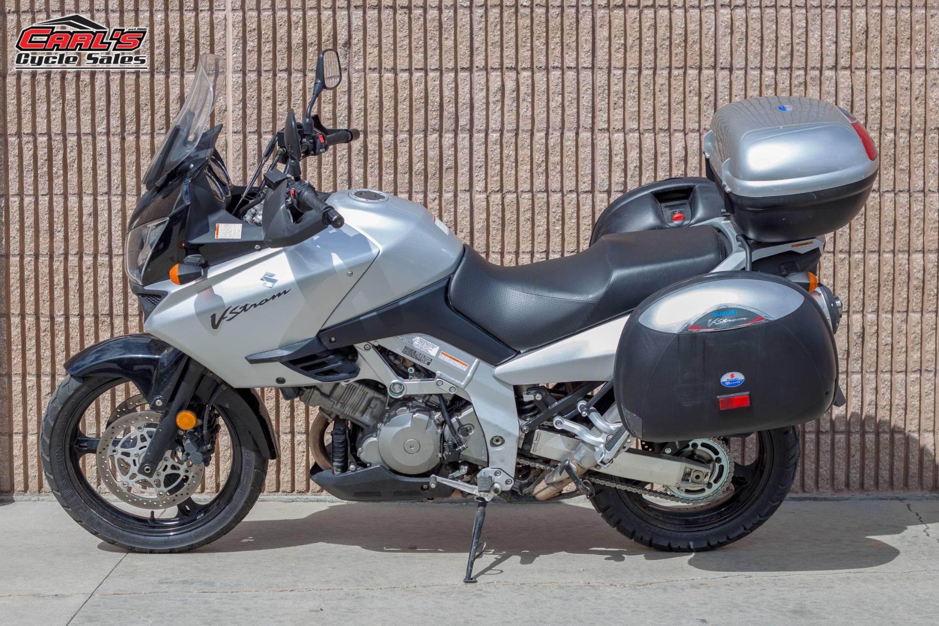 2004 V-Strom 1000 (DL1000)