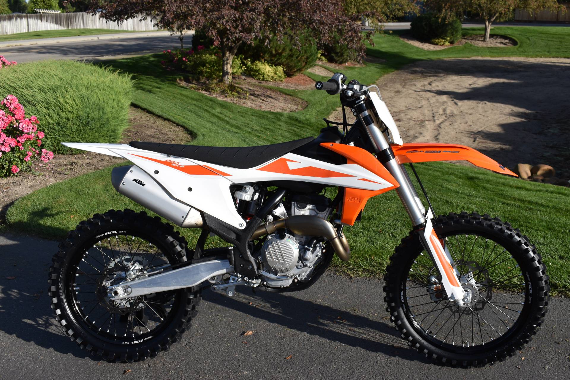 2019 KTM 250 SX-F in Boise, Idaho - Photo 1