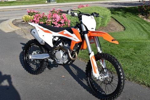 2019 KTM 250 SX-F in Boise, Idaho - Photo 3