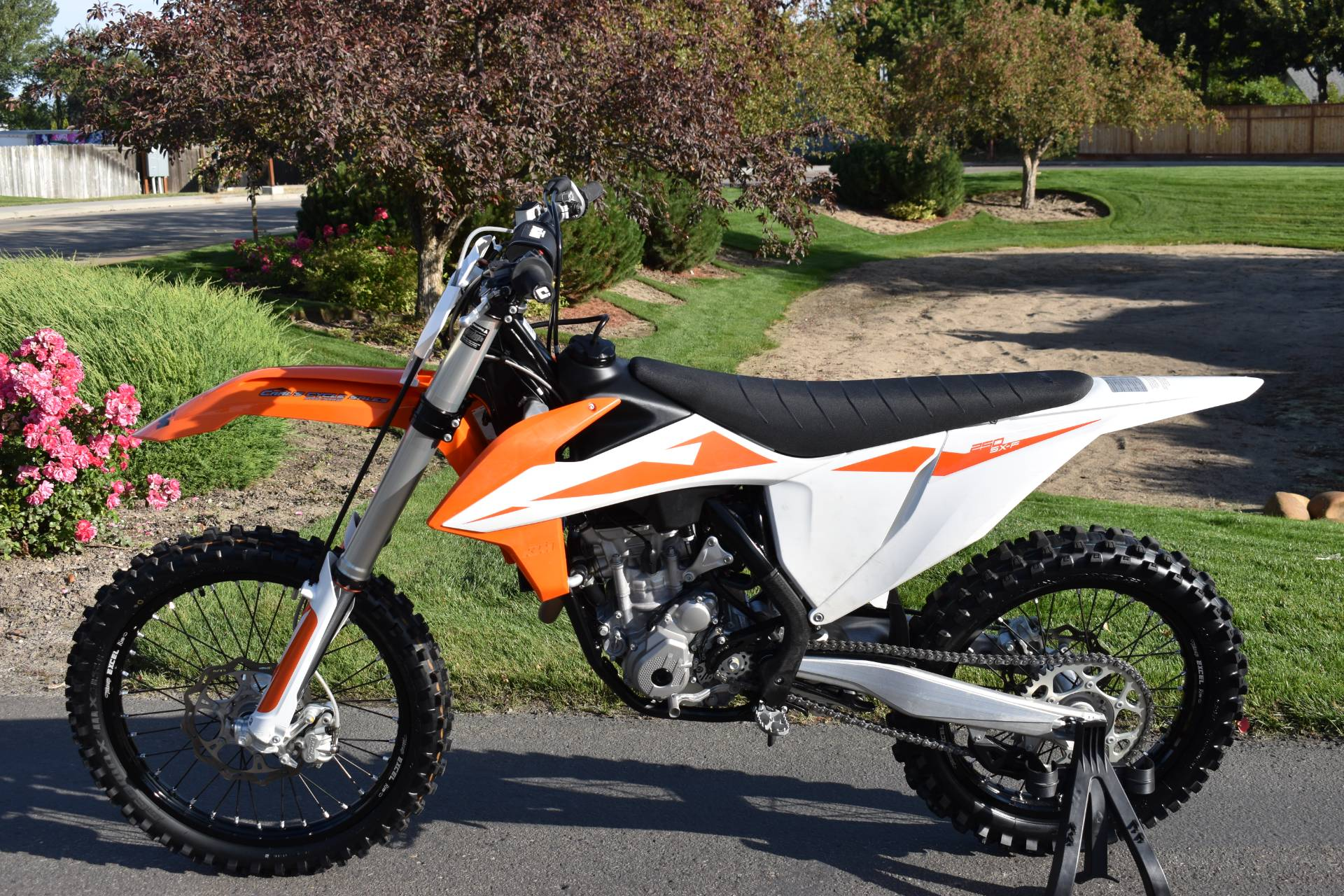 2019 KTM 250 SX-F in Boise, Idaho - Photo 2