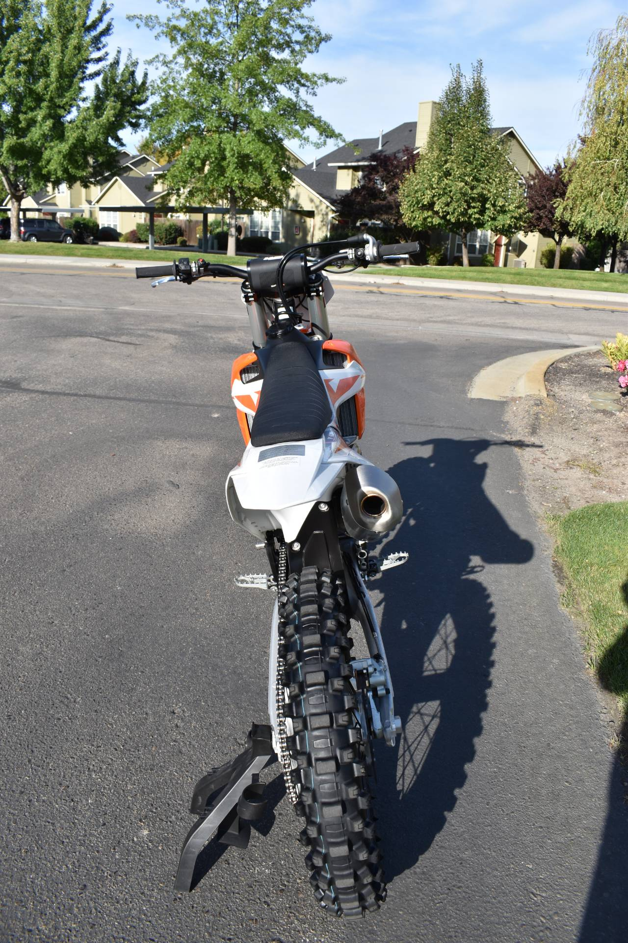 2019 KTM 250 SX-F in Boise, Idaho - Photo 9