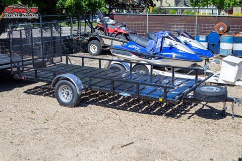 2019 Other Targhee 6X15 Trailer in Boise, Idaho