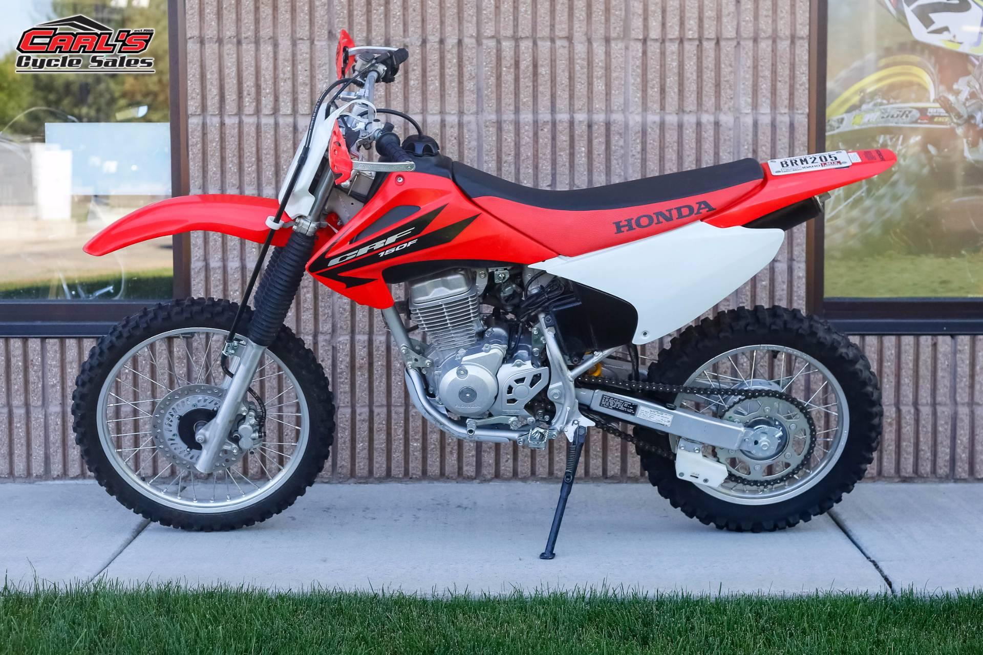2006 CRF150F