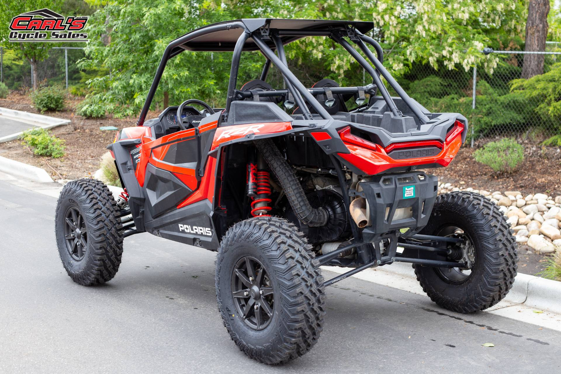 2018 Polaris RZR XP Turbo S in Boise, Idaho - Photo 3