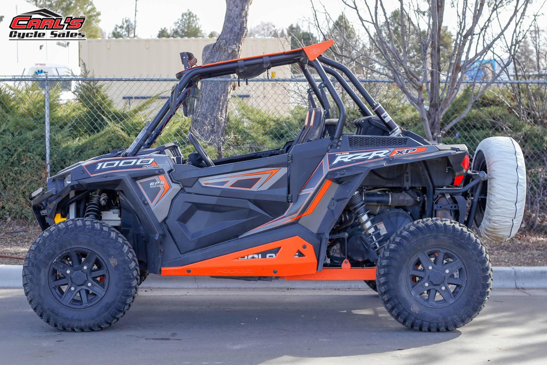 2014 RZR XP 1000 EPS