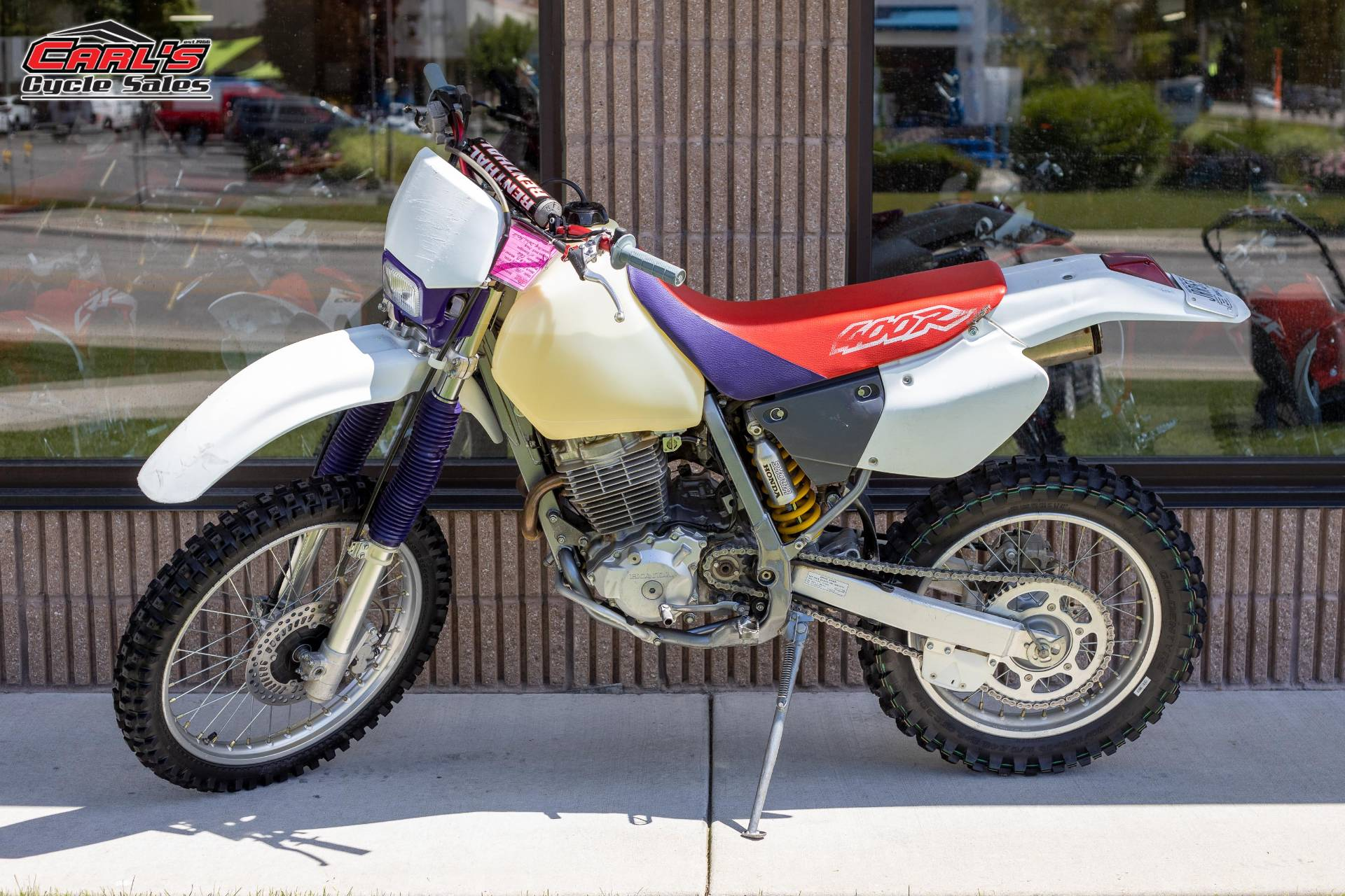 1996 Honda XR400R in Boise, Idaho - Photo 1