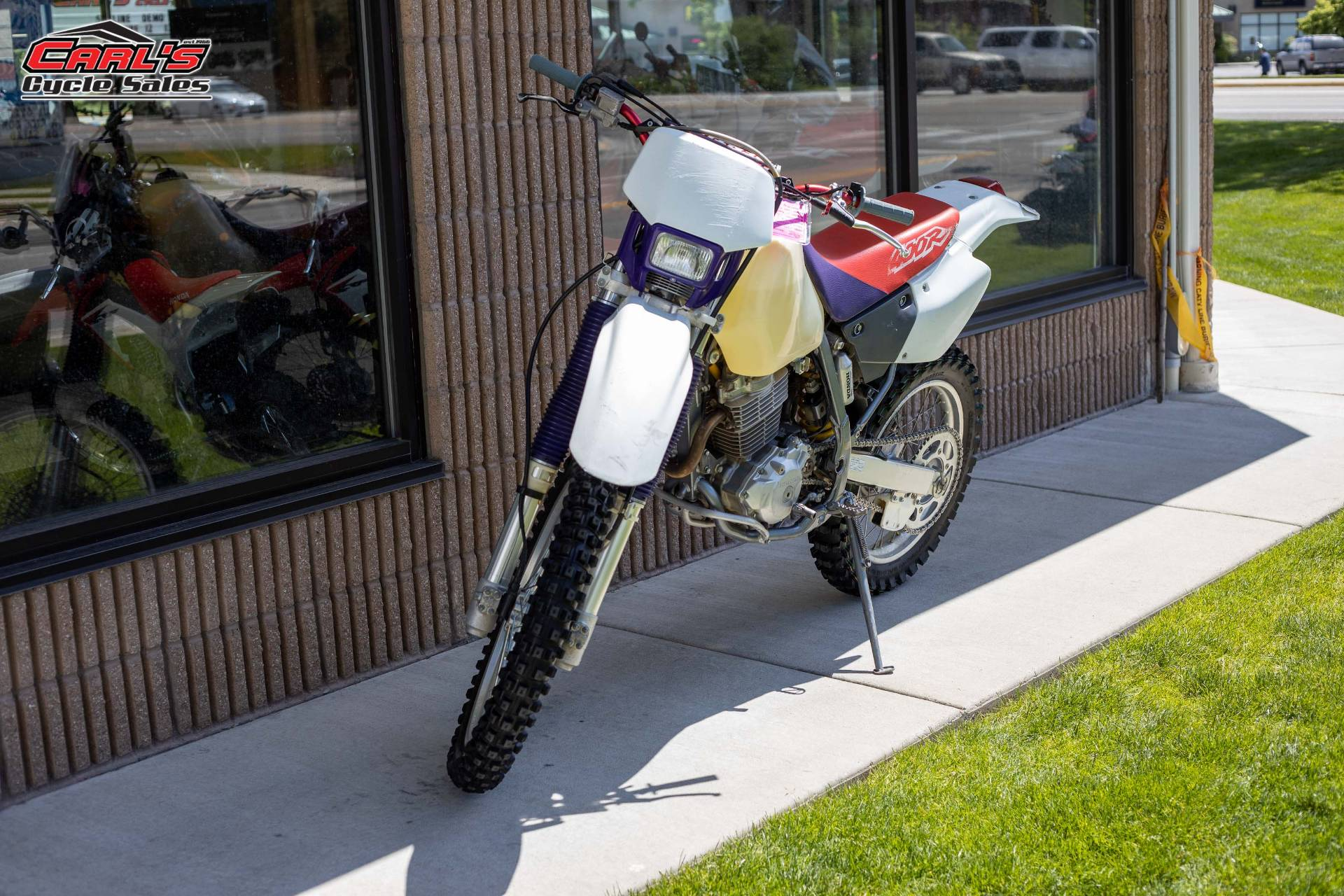 1996 Honda XR400R in Boise, Idaho - Photo 2