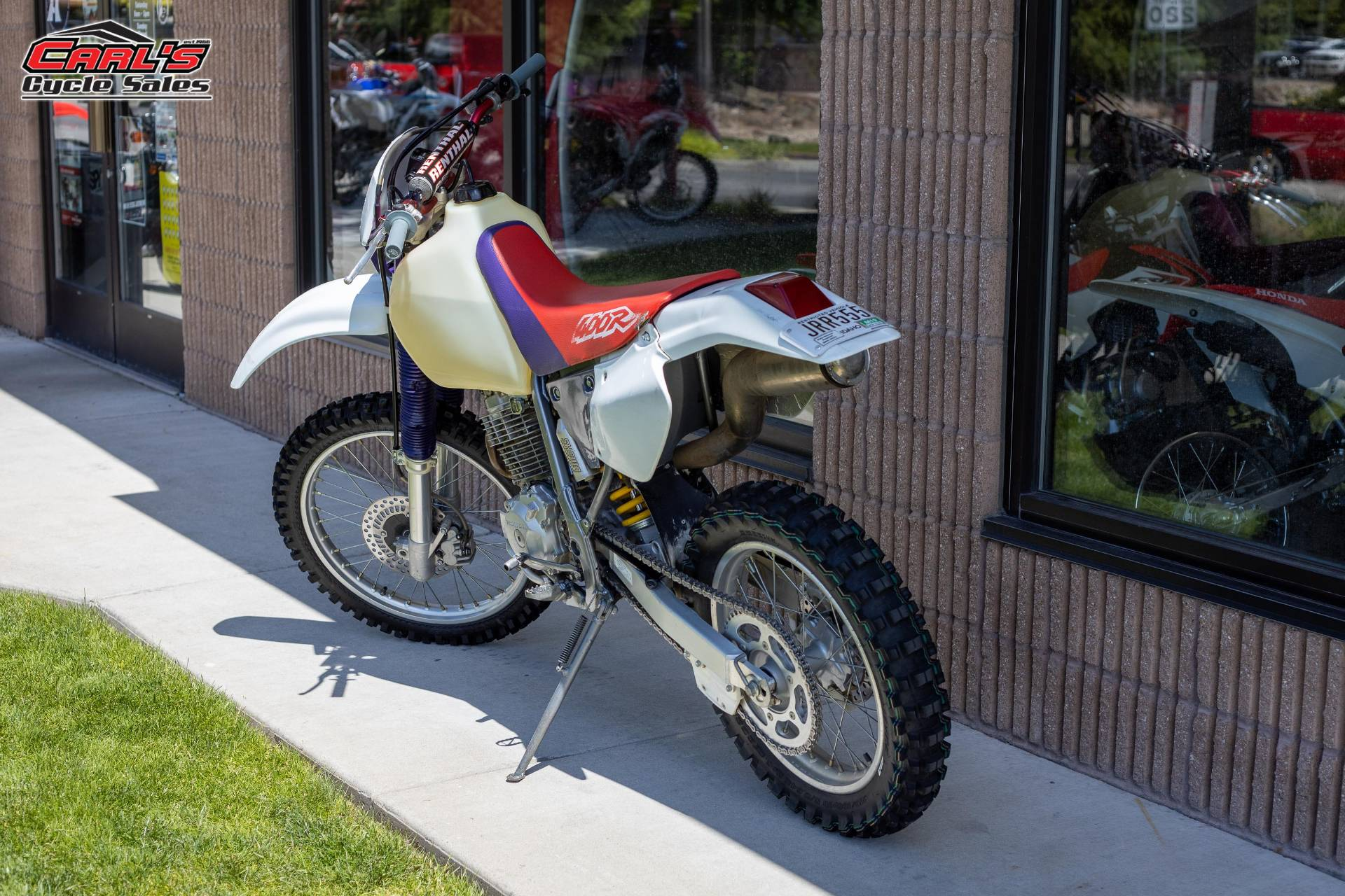 1996 Honda XR400R in Boise, Idaho - Photo 3