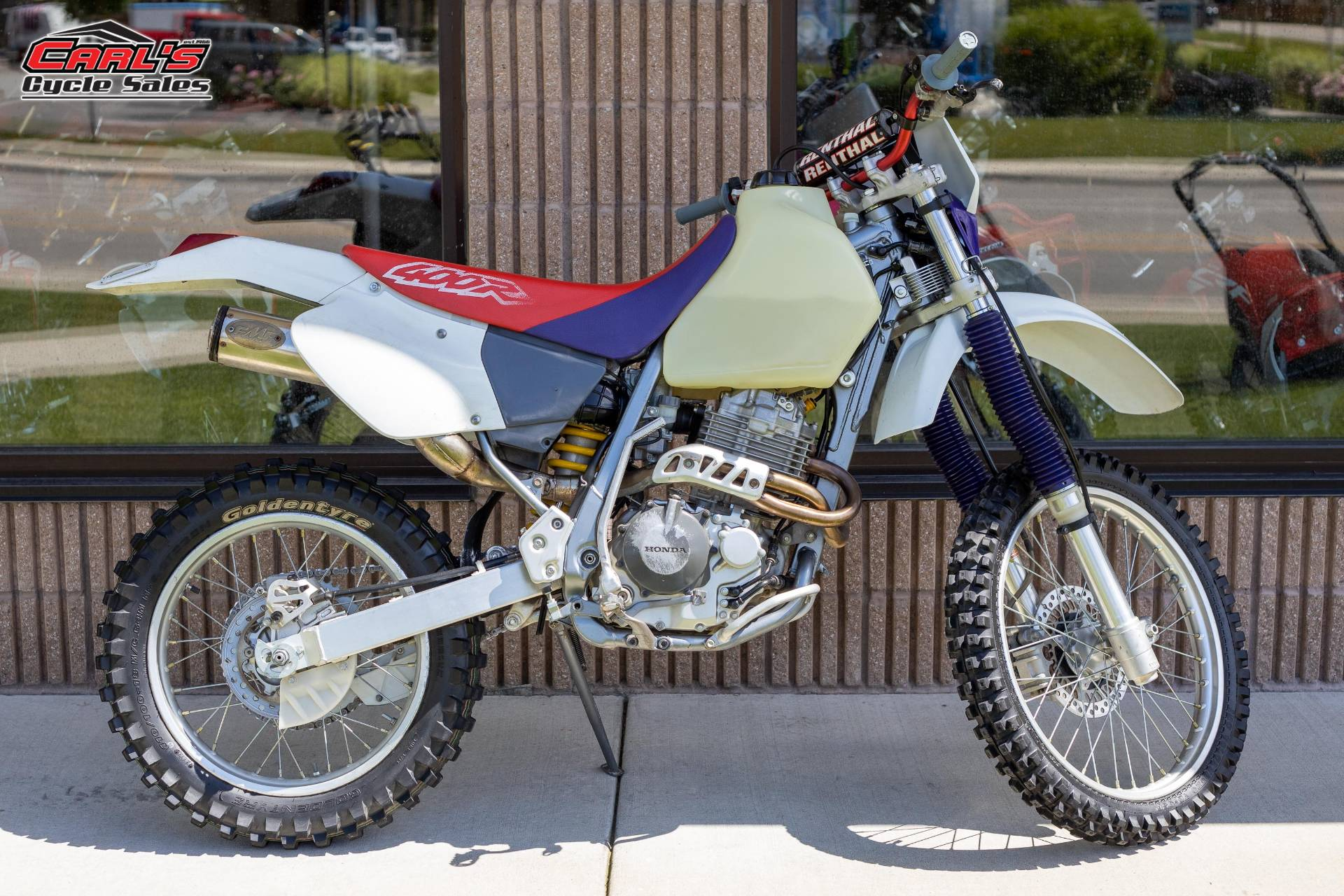 1996 Honda XR400R in Boise, Idaho - Photo 6