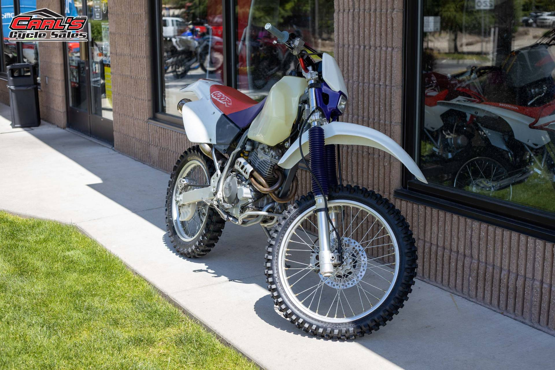 1996 Honda XR400R in Boise, Idaho - Photo 7