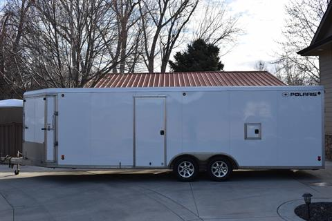 2012 ALCOM 4 Place snowmobile trailer in Boise, Idaho - Photo 1