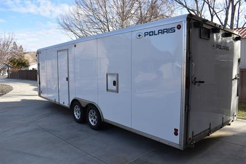 2012 ALCOM 4 Place snowmobile trailer in Boise, Idaho - Photo 2