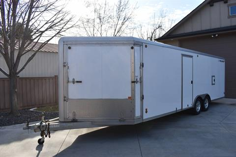 2012 ALCOM 4 Place snowmobile trailer in Boise, Idaho - Photo 5
