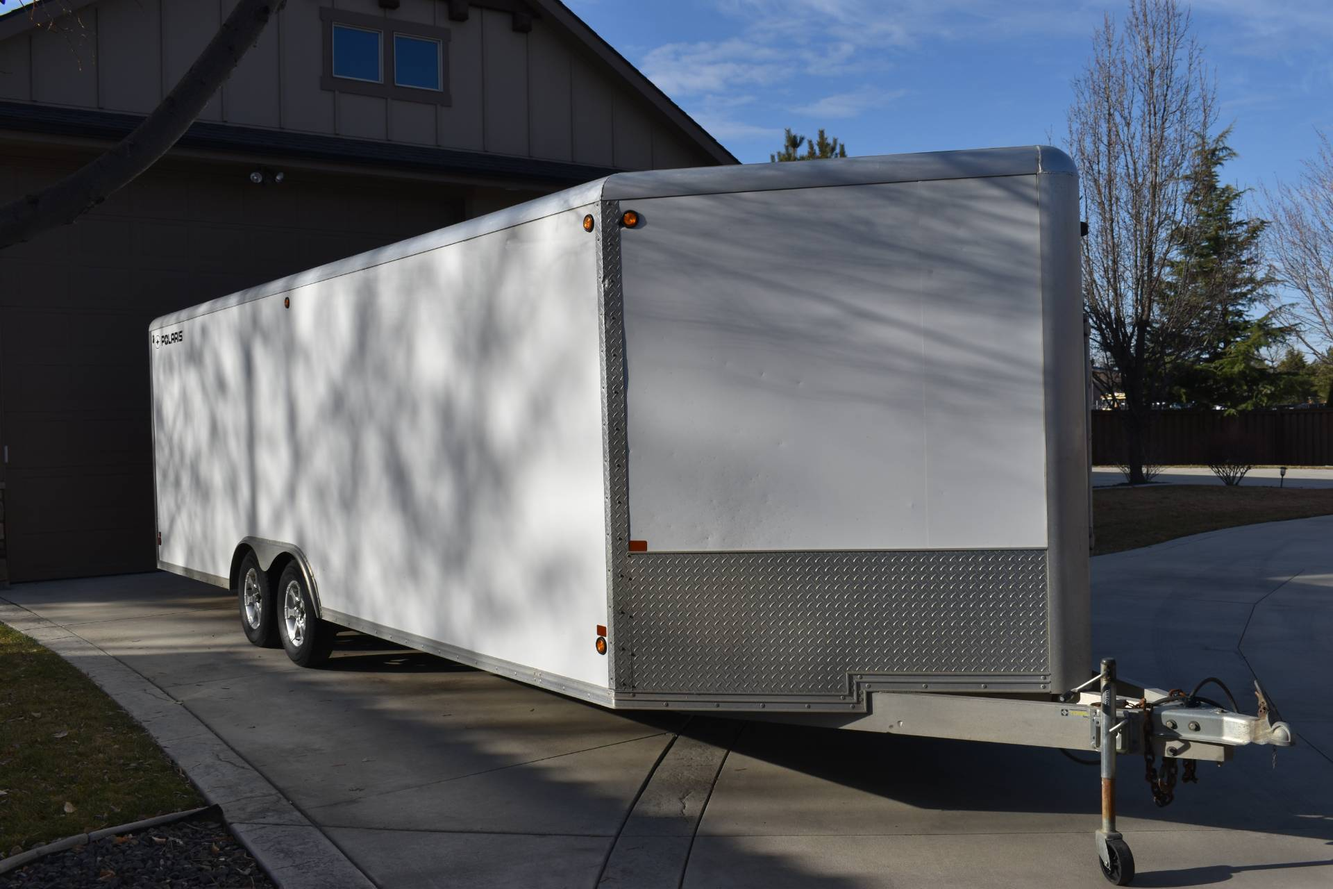 2012 ALCOM 4 Place snowmobile trailer in Boise, Idaho - Photo 7