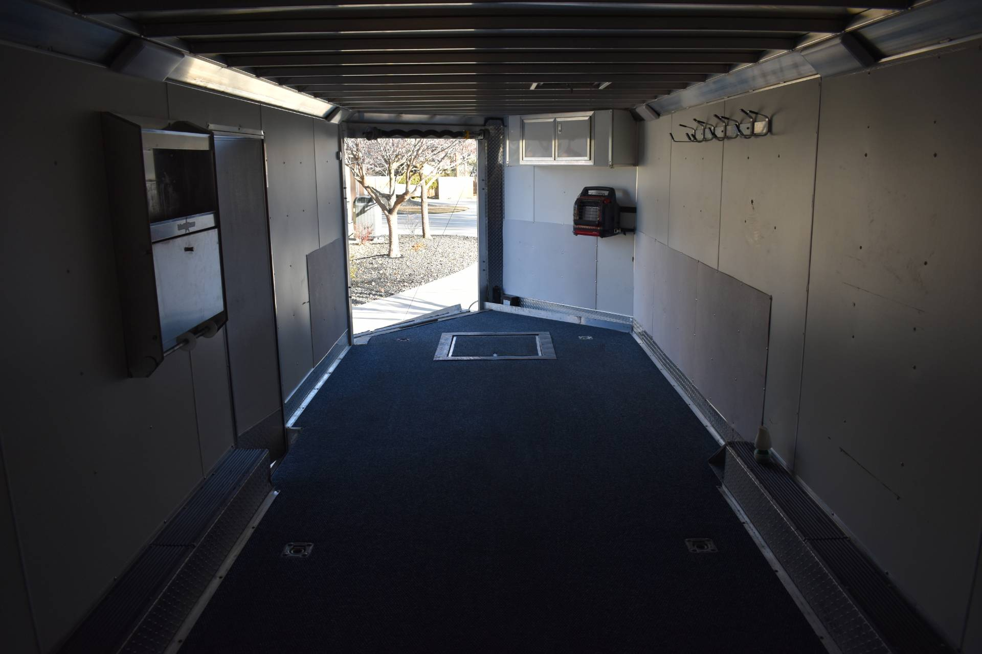 2012 ALCOM 4 Place snowmobile trailer in Boise, Idaho - Photo 12