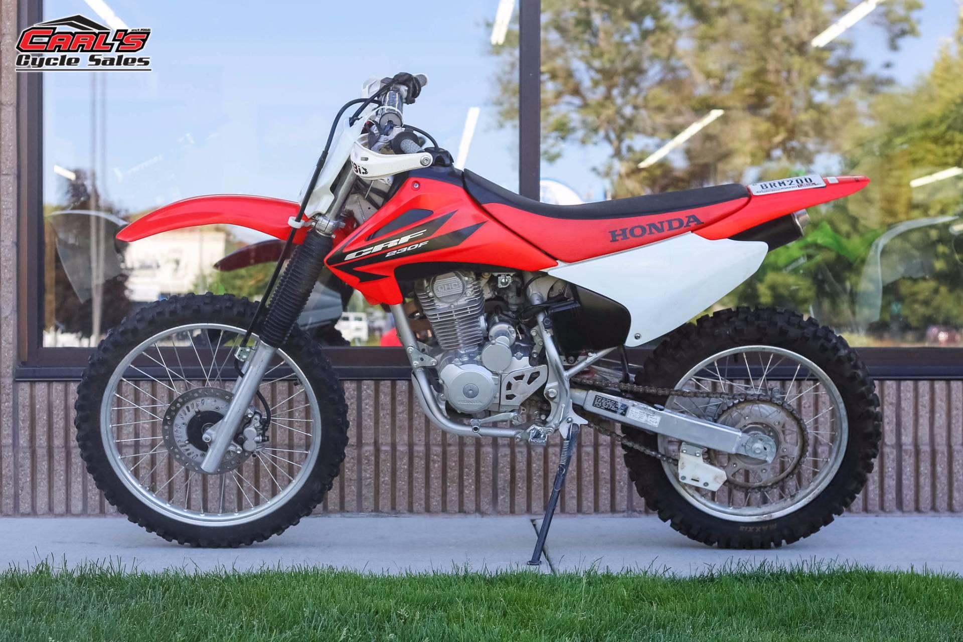 2006 CRF230F