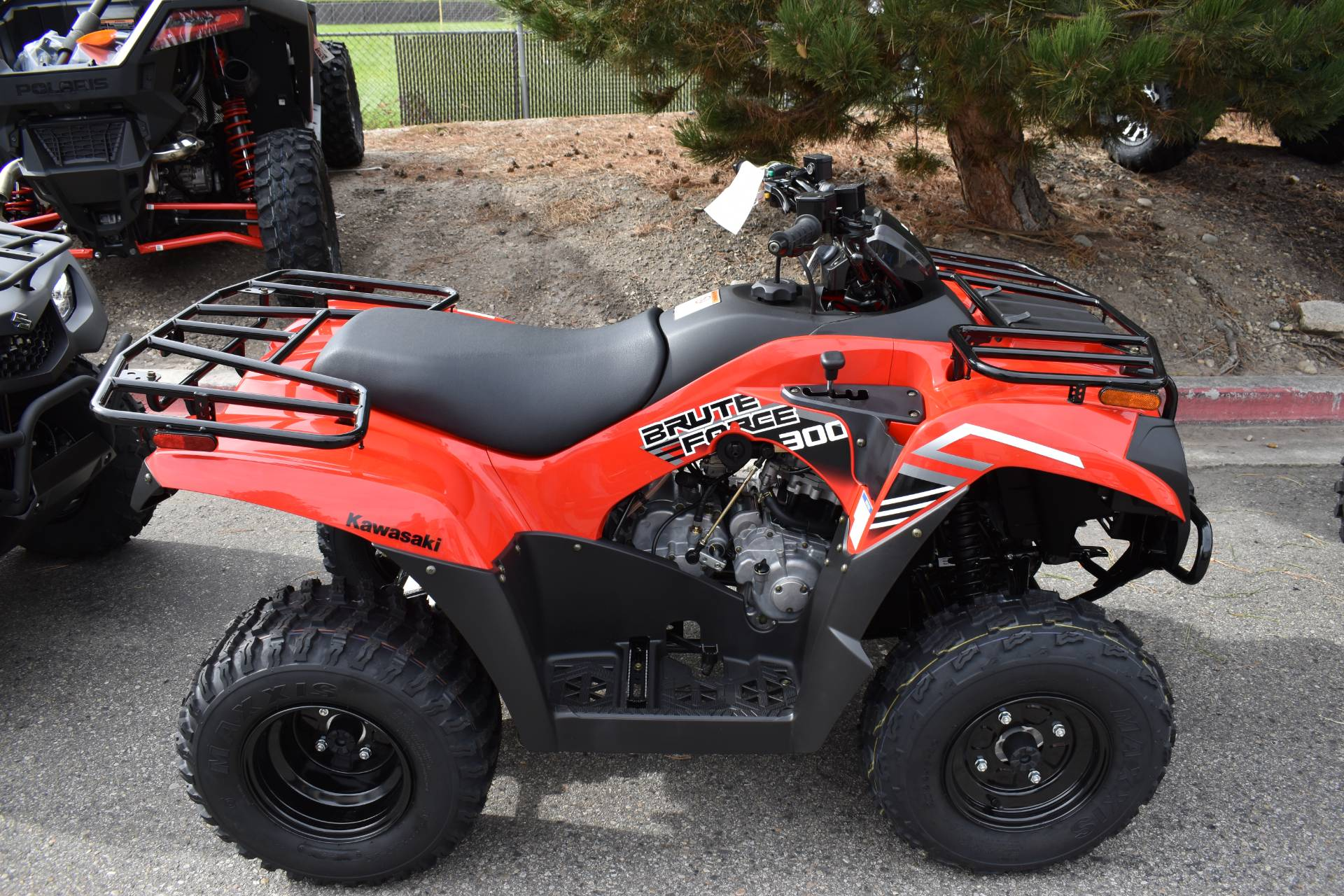 2020 Kawasaki Brute Force 300 in Boise, Idaho