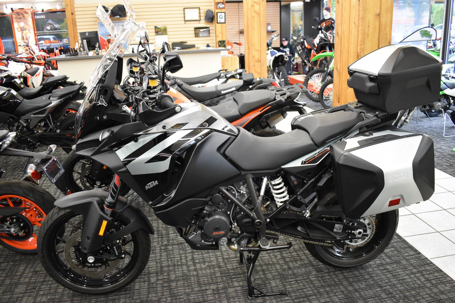 2019 KTM 1290 Super Adventure S in Boise, Idaho