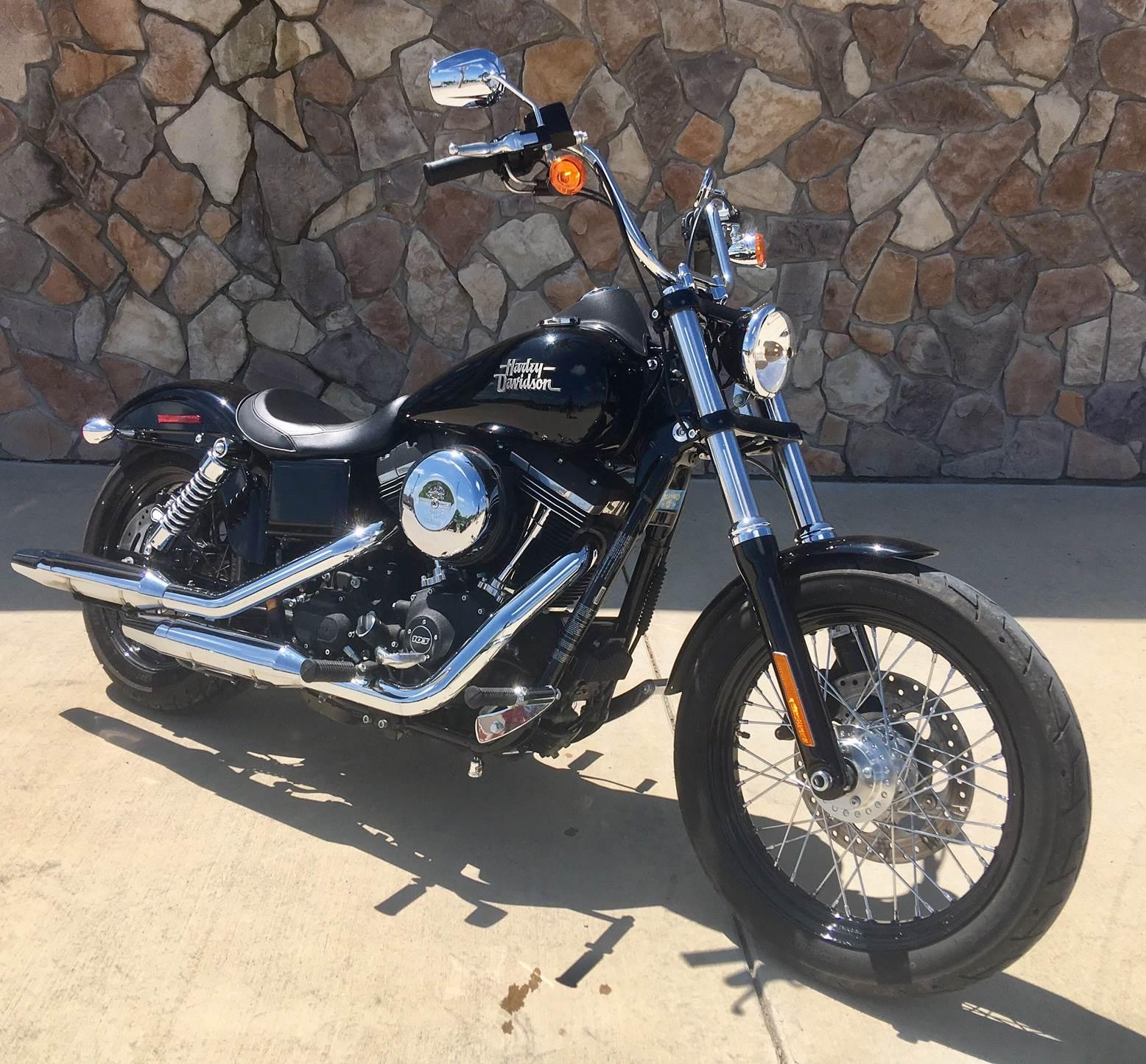 2015 Harley-Davidson Street Bob for sale 3650
