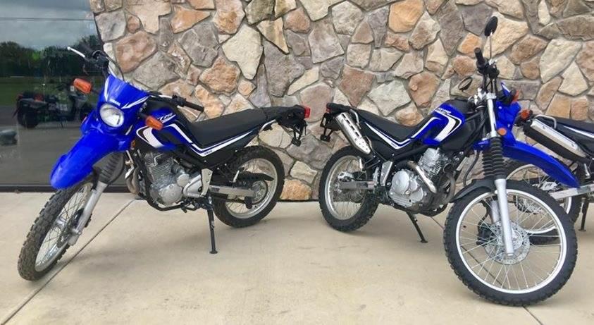 2014 Yamaha XT250 2