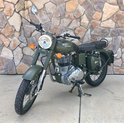 2014 Royal Enfield Bullet C5 Military in Festus, Missouri