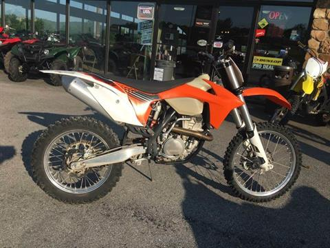 2012 KTM 350 XC-F in Festus, Missouri