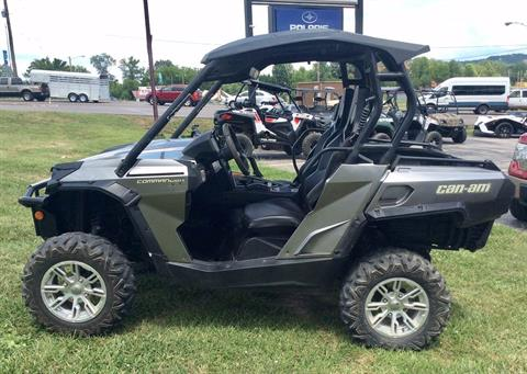 2012 Can-Am Commander™ 1000 XT in Festus, Missouri