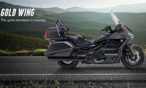 2016 Honda Gold Wing Airbag in Scottsdale, Arizona