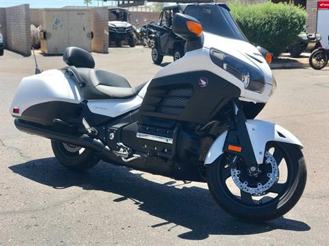 2016 Honda Gold Wing F6B Deluxe in Scottsdale, Arizona