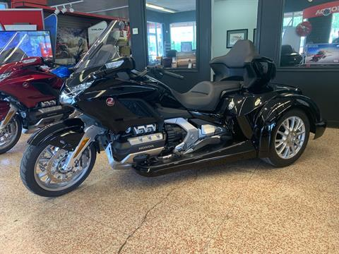 2019 Honda Gold Wing Tour Automatic DCT in Scottsdale, Arizona