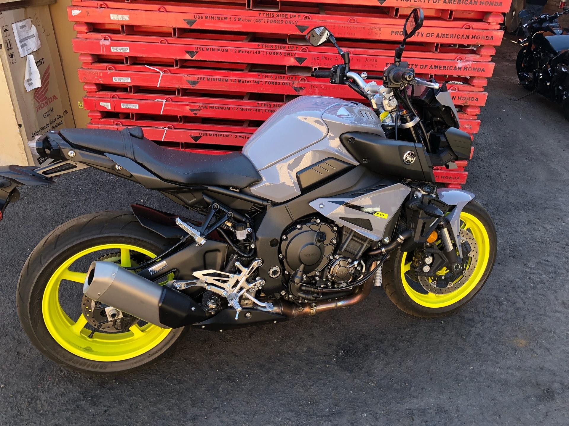 2017 Yamaha FZ-10 for sale 128608