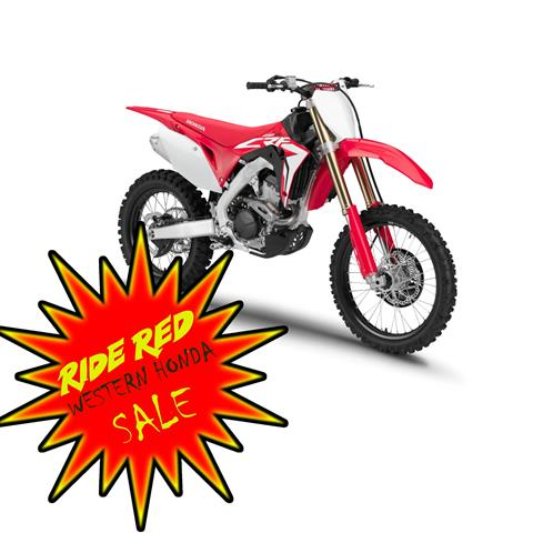 2019 Honda CRF250RX in Scottsdale, Arizona