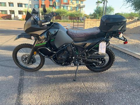 2015 Kawasaki KLR™650 in Scottsdale, Arizona - Photo 1