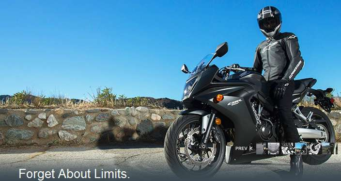 2015 Honda CBR®650F in Scottsdale, Arizona