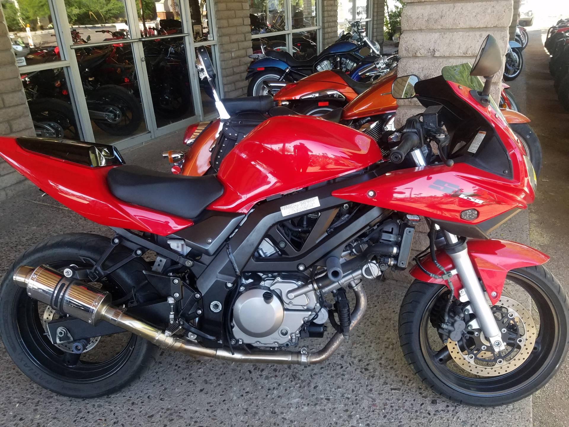 2006 Suzuki SV650 for sale 11684