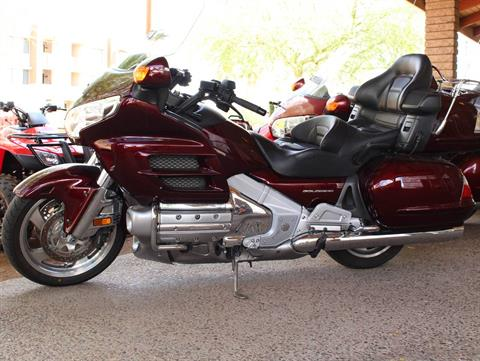 2008 Honda Gold Wing® Airbag in Scottsdale, Arizona