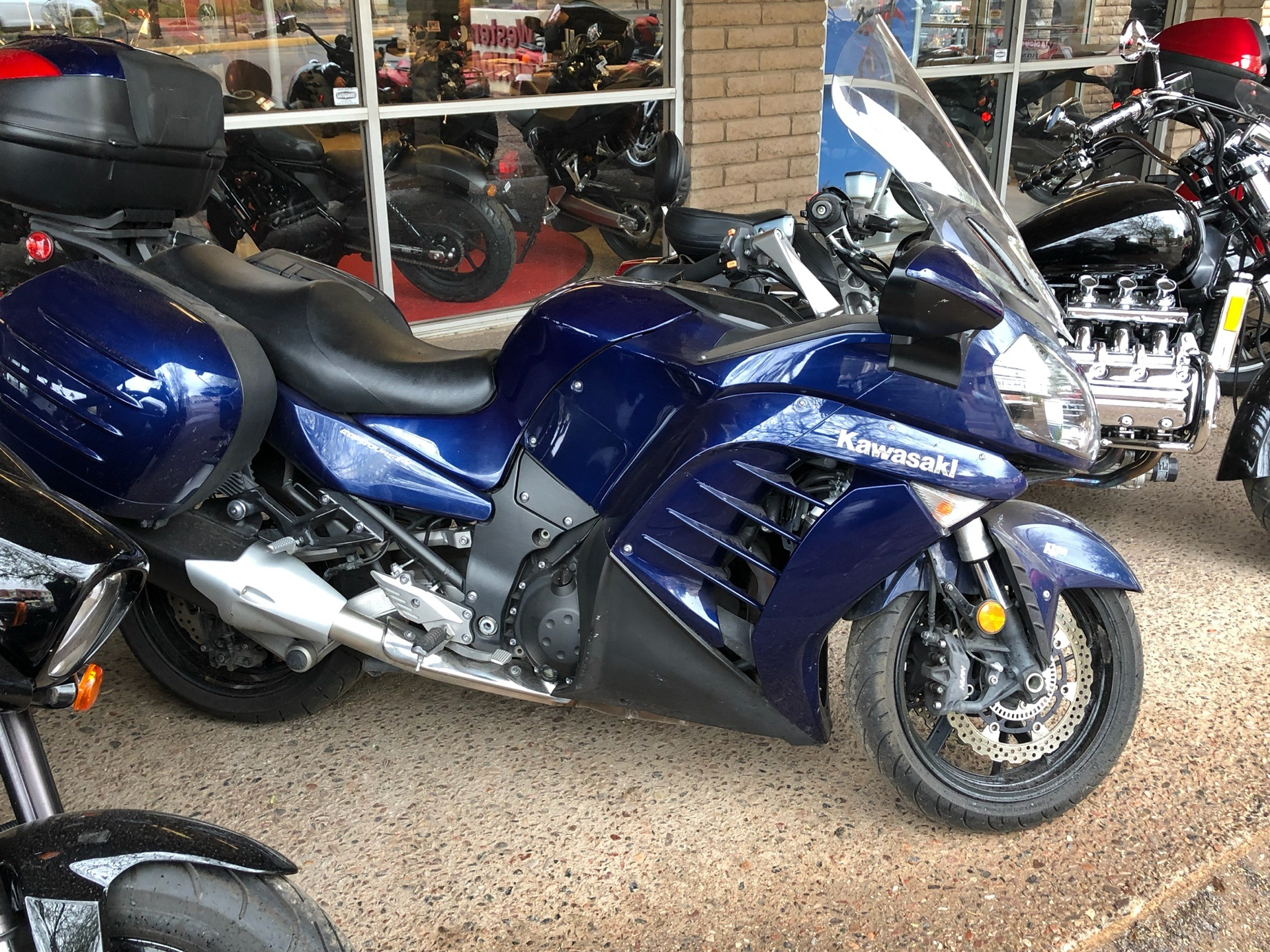 2013 Kawasaki Concours 14 ABS for sale 3523