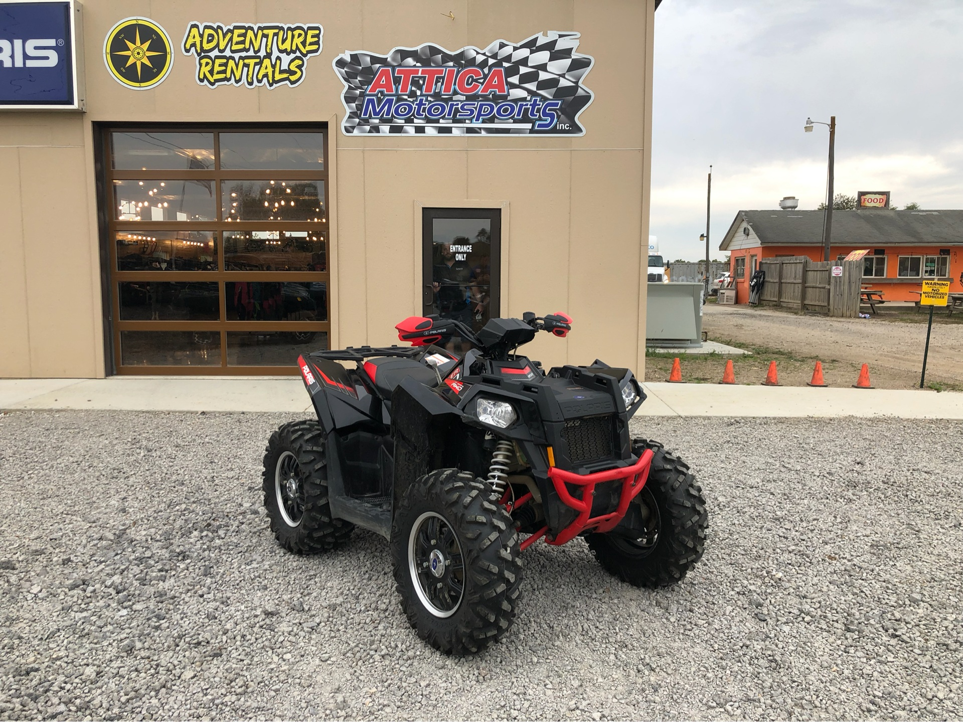 2013 Polaris Scrambler® XP 850 H.O. EPS LE in Attica, Indiana - Photo 1
