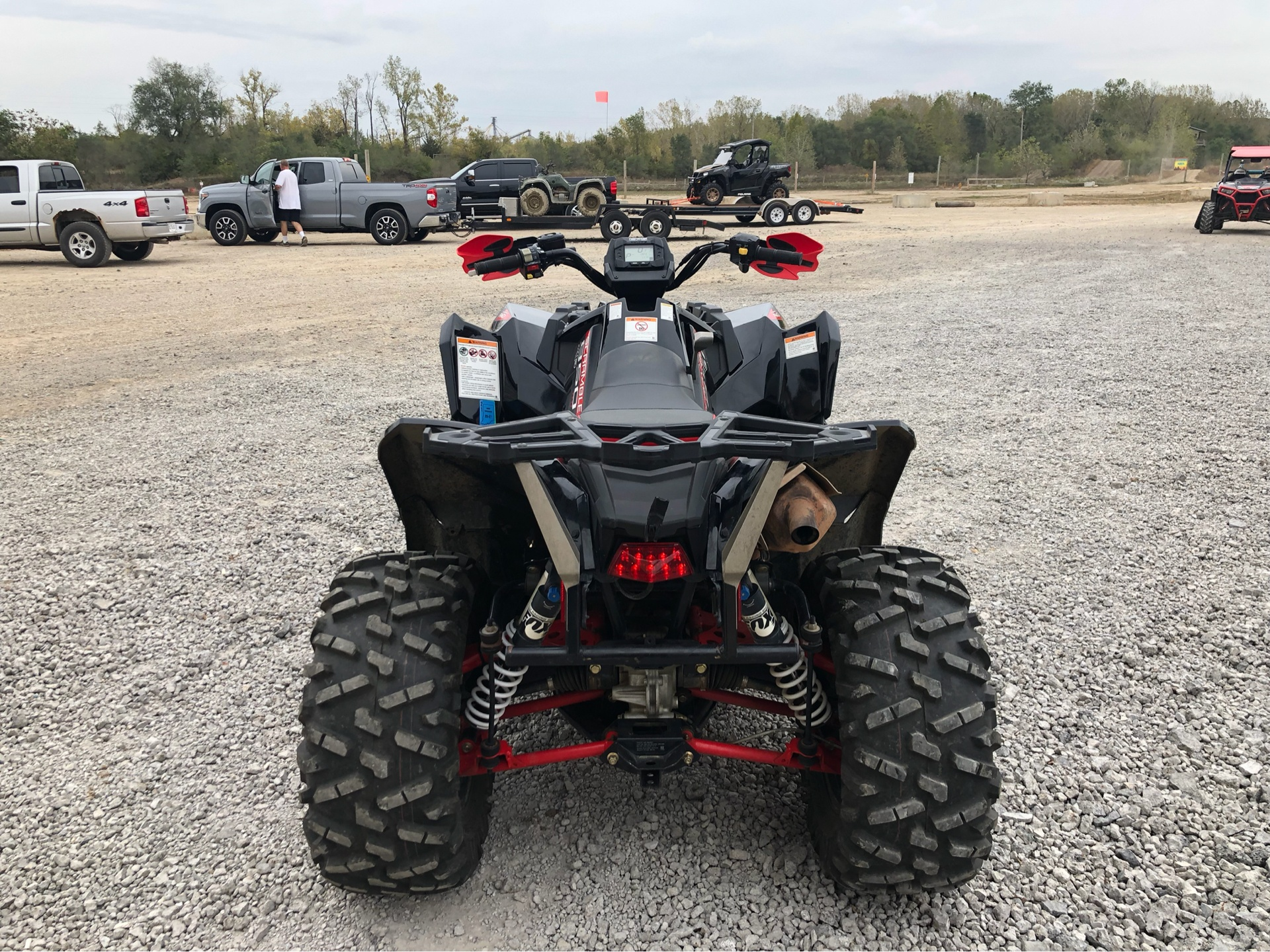 2013 Polaris Scrambler® XP 850 H.O. EPS LE in Attica, Indiana - Photo 7