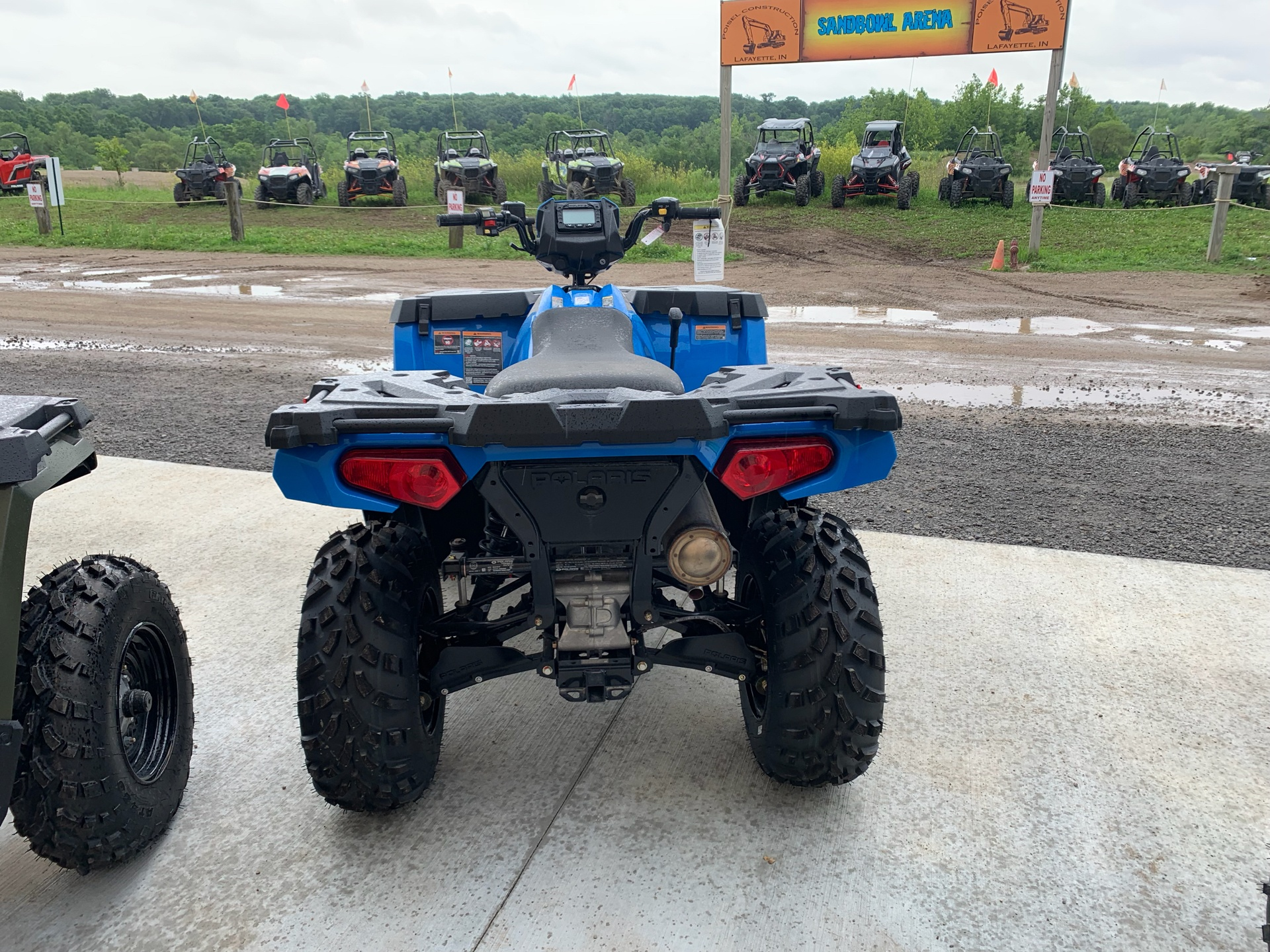 2019 Polaris Sportsman 570 EPS in Attica, Indiana - Photo 3