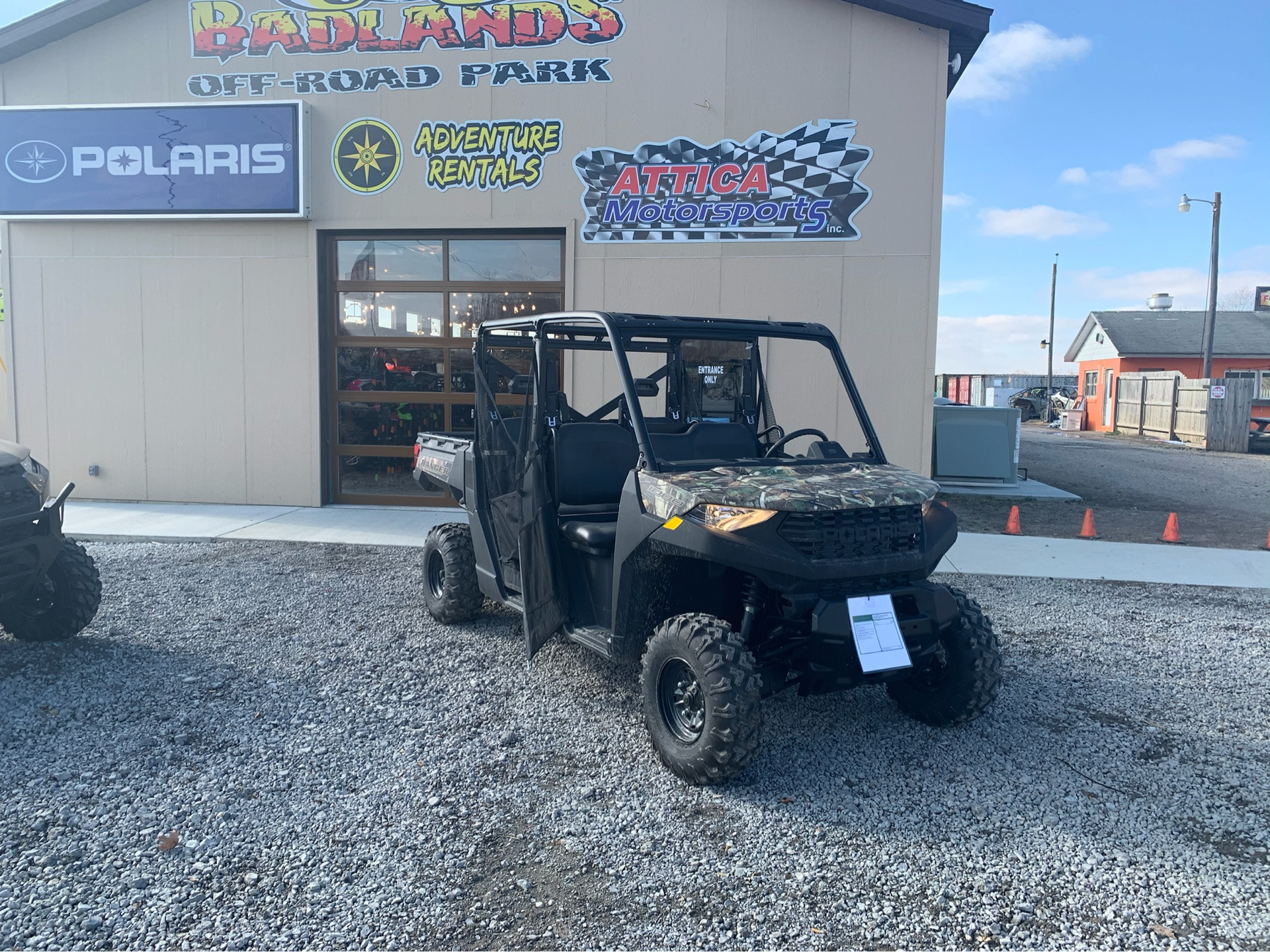 2020 Polaris Ranger Crew 1000 EPS in Attica, Indiana - Photo 1