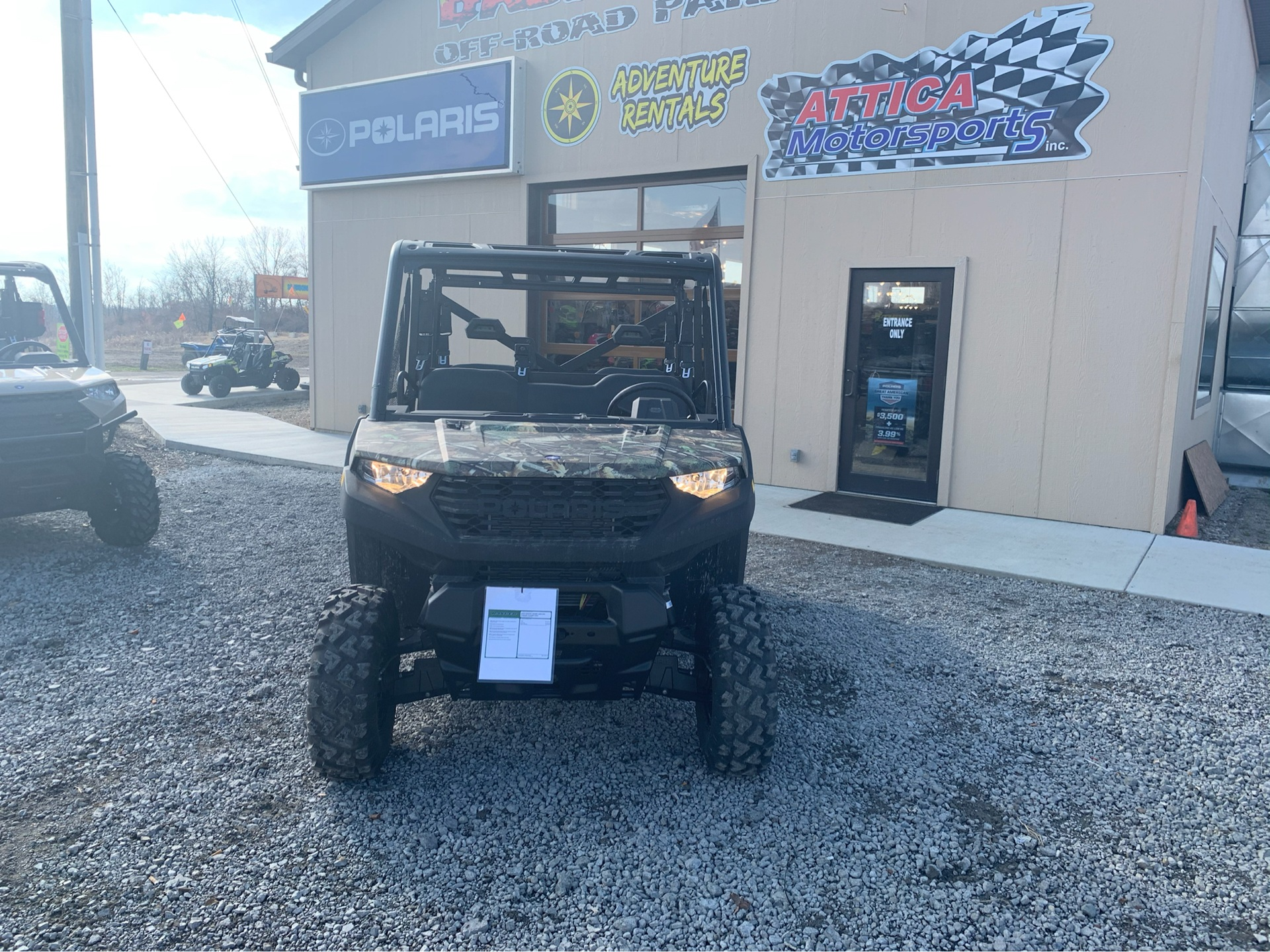 2020 Polaris Ranger Crew 1000 EPS in Attica, Indiana - Photo 2