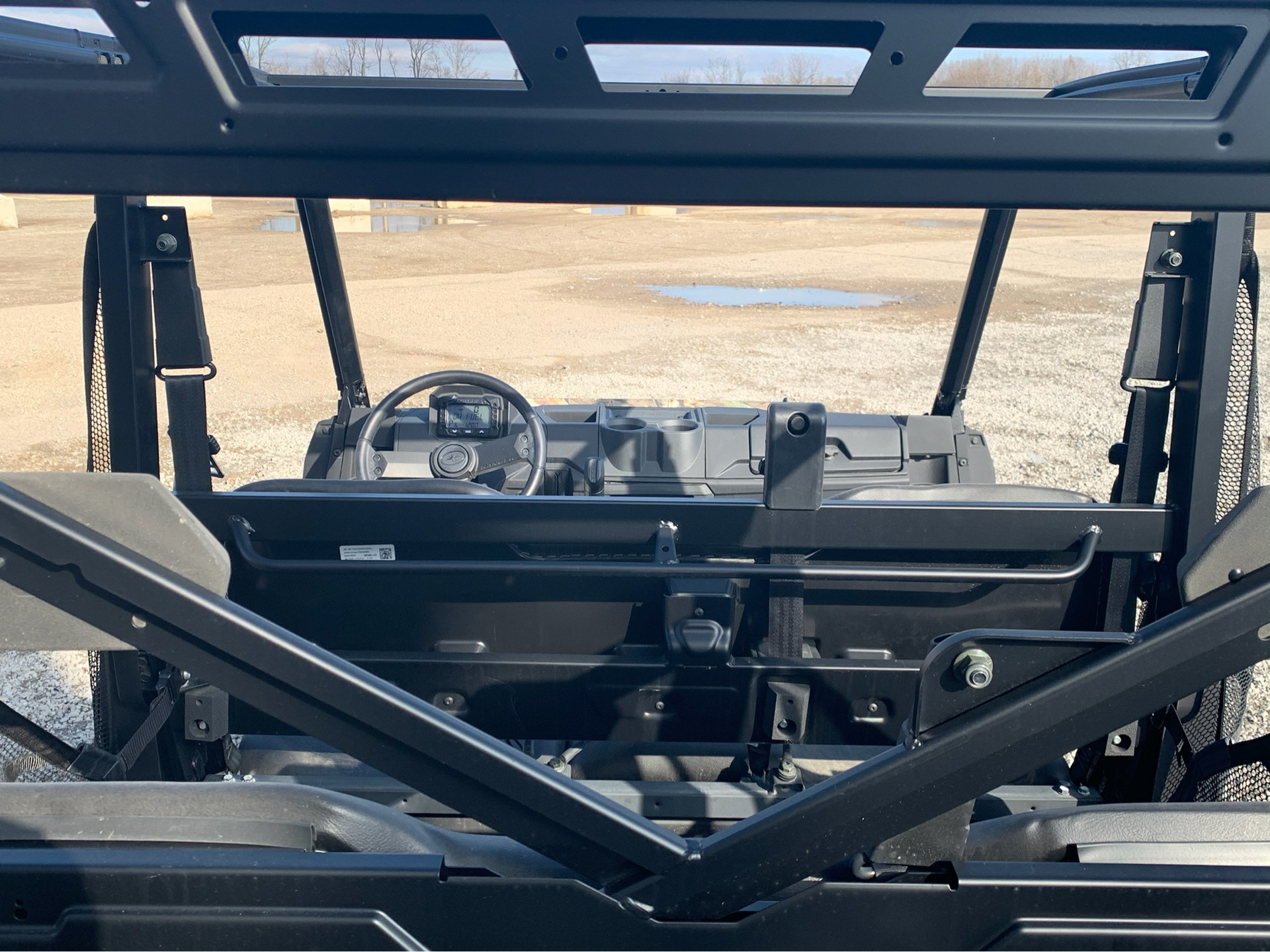 2020 Polaris Ranger Crew 1000 EPS in Attica, Indiana - Photo 4