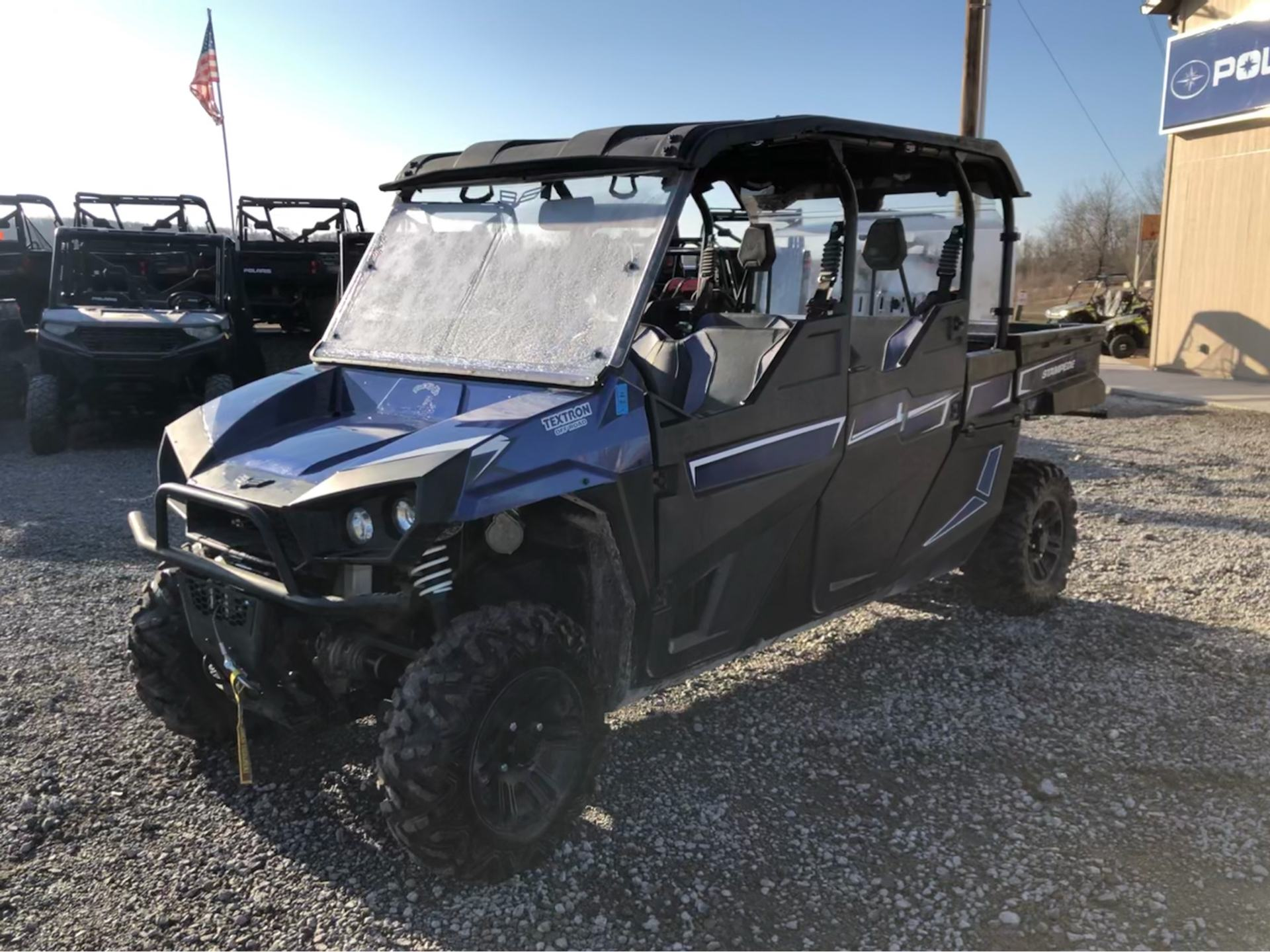 2018 Textron Off Road Stampede 4X in Attica, Indiana - Photo 2
