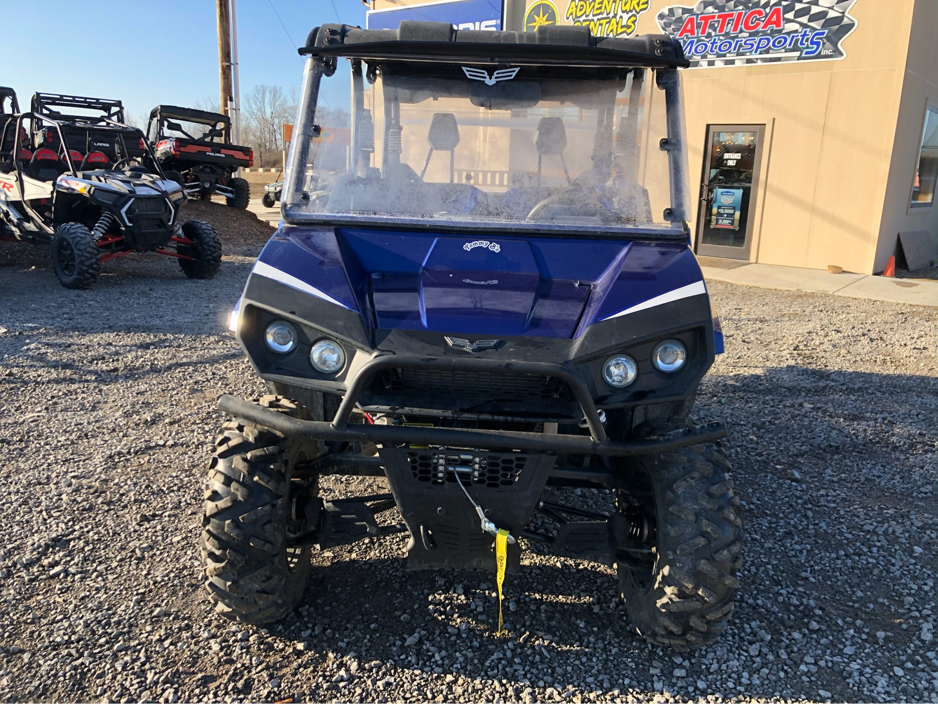 2018 Textron Off Road Stampede 4X in Attica, Indiana - Photo 3