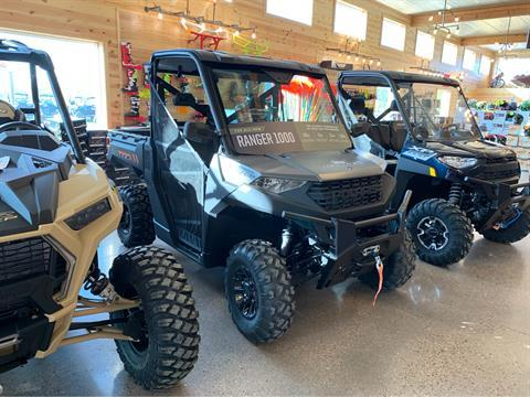 2020 Polaris Ranger 1000 Premium + Winter Prep Package in Attica, Indiana - Photo 3