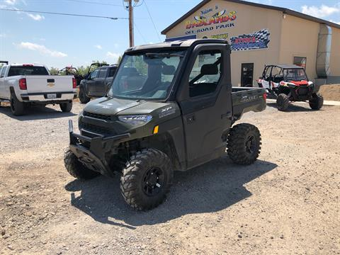 2019 Polaris Ranger XP 1000 EPS in Attica, Indiana