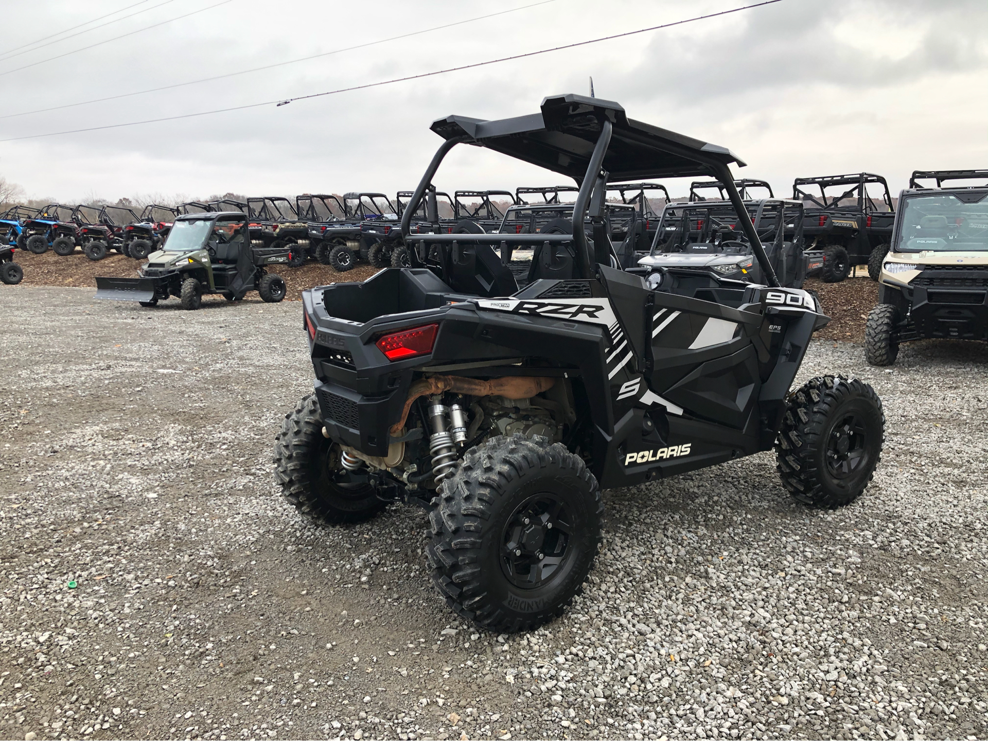 2019 Polaris RZR S 900 EPS in Attica, Indiana - Photo 3