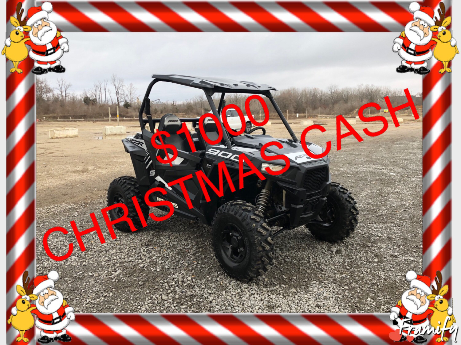 2019 Polaris RZR S 900 EPS in Attica, Indiana - Photo 1