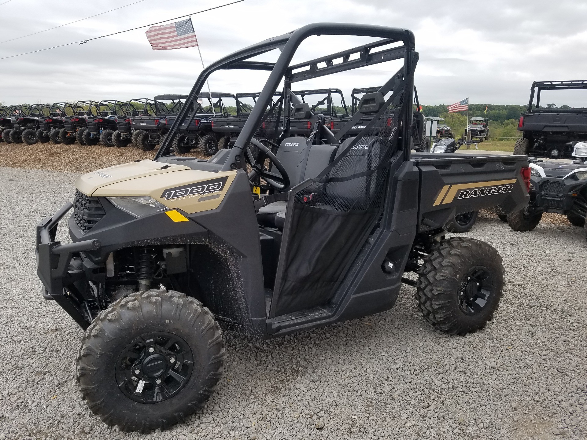 2020 Polaris Ranger 1000 Premium in Attica, Indiana - Photo 8